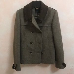 Ted Baker brown coat